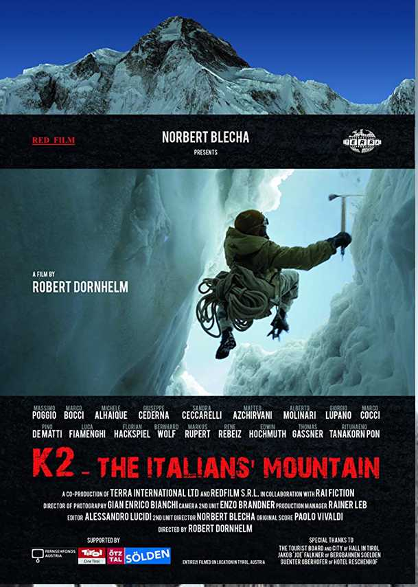 K2 -The Italians´ Mountain (2016)
